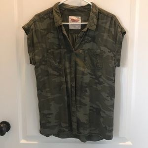 Mossimo Button Up
